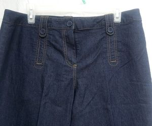 758c6402fb8 NWOT New Direction dark blue dress jeans.
